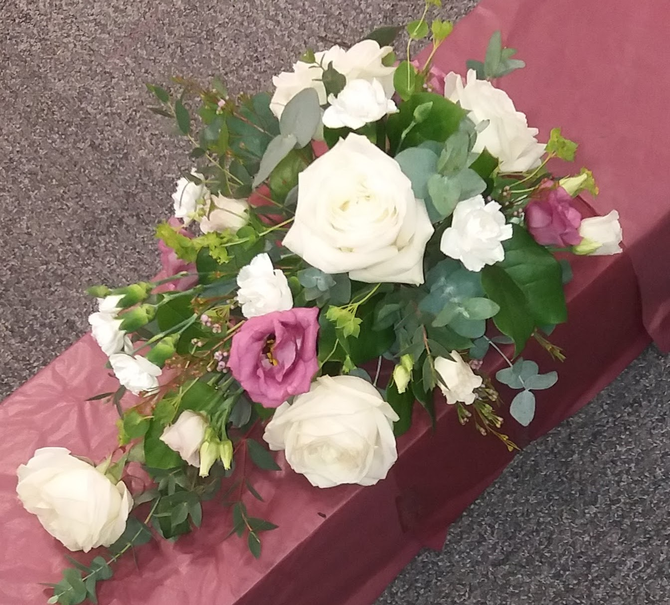 Small Bridal Floral Package Nhp Events